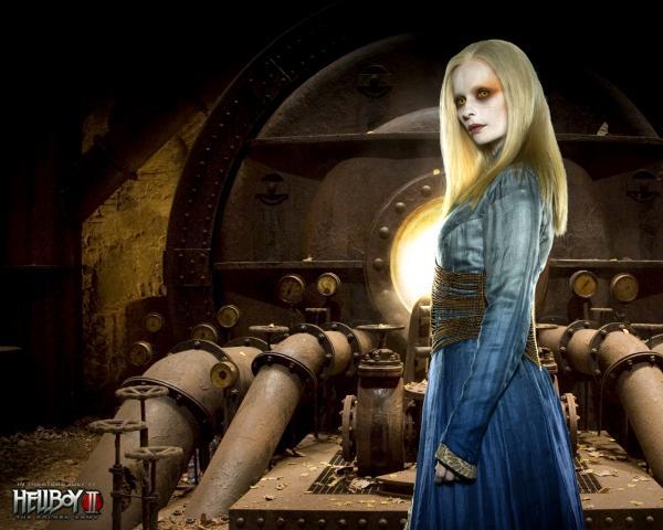Anna Walton In Hellboy 2 The Golden Army, Elven Girls 2