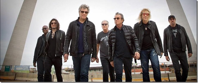 Recital de Bon Jovi en Buenos Aires Argentina