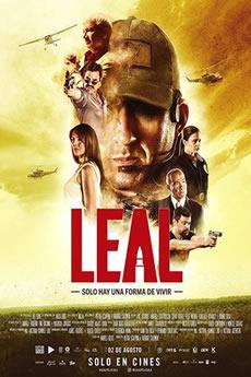 Capa Leal, solo hay una forma de vivir (2019) Dublado Torrent