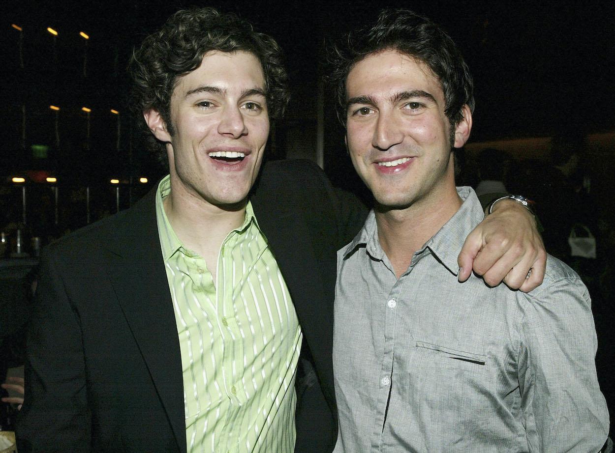 Adam Brody e Josh Schwartz