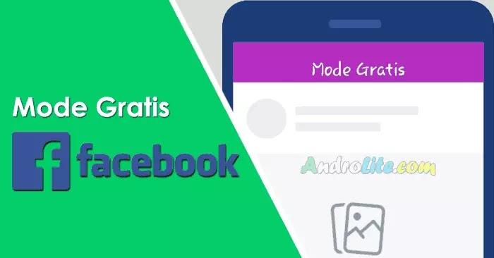 Mode Gratis Facebook