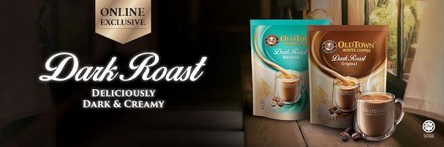 Best Coffee OLDTOWN White Coffee  - Shopee