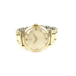 14K Gold Omega Automatic Watch
