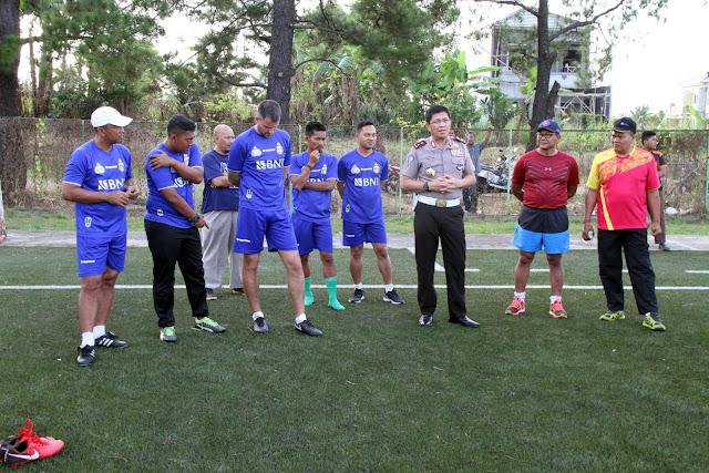 Kontra Persita, Bhayangkara FC Fokus Asah Taktik