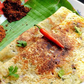Rava Rotti Recipe (Karnataka Style Semolina Flat Bread)