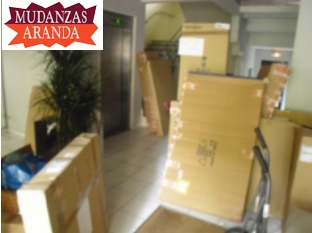 Empresa transporte Mambrilla de Castrejón