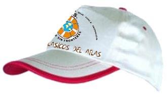 Merchandising Solidario Club R12 Gorra%252520Atlas