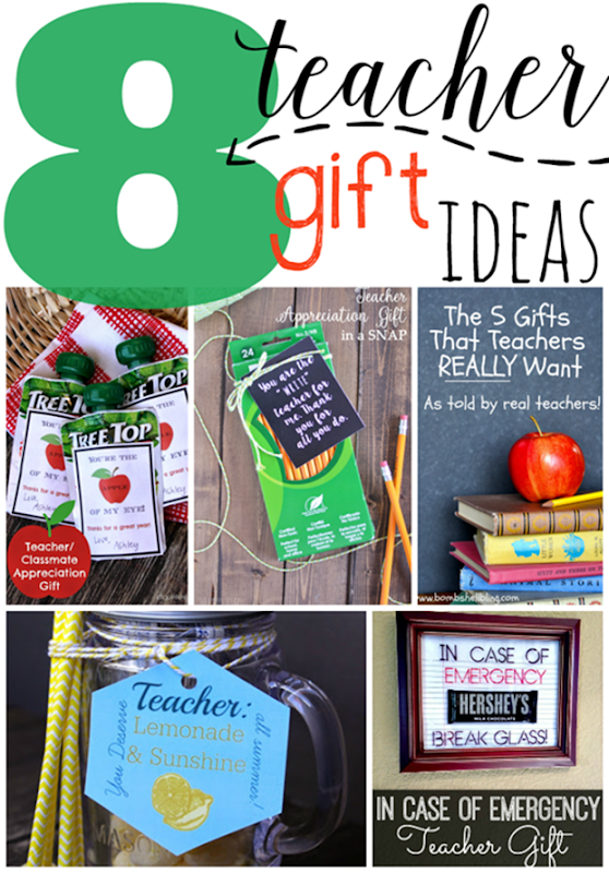 8 Teacher Gift Ideas at GingerSnapCrafts.com #linkparty #features_thumb[3]