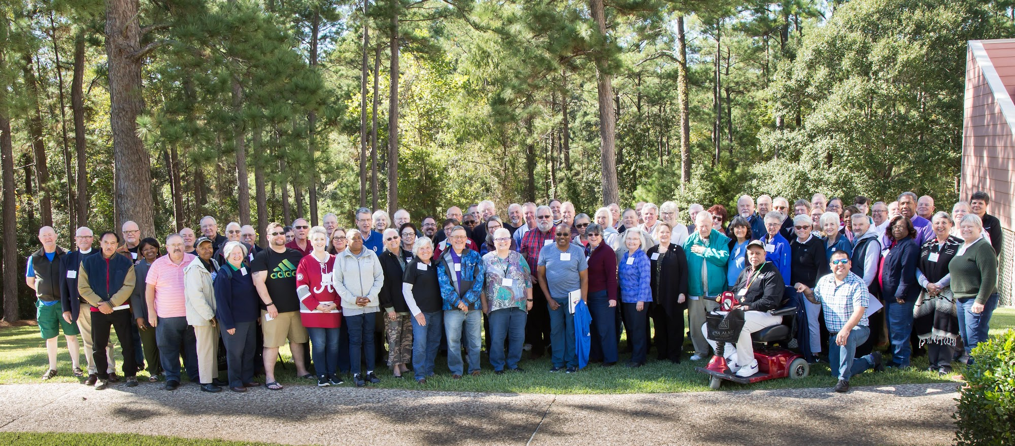 2019 VGEC Annual Conference Retreat at Camp Allan