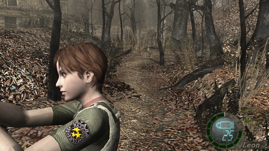 Paquete Rebecca Chambers HD  Game+2013-03-04+18-44-39-38