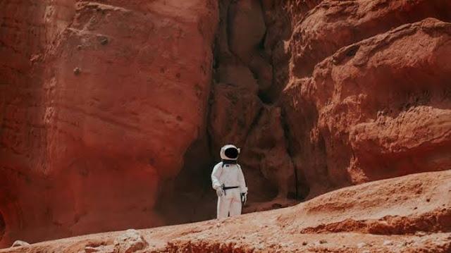 Gegara Corona Bumi Tak Aman? Mars Siap Tampung Jutaan Manusia