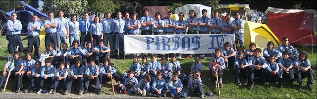 Grupo IV Pirsas 2007: Encuentro nacional del Centenario