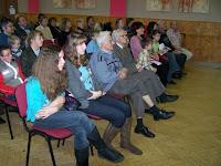 Publikum při koncertě trubačů z Nittenau.