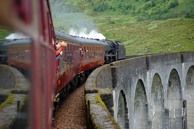 Top 5 Most Beautiful Train rides in Europe You Must Go