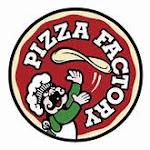 Logo for Pizza Factory Gresham