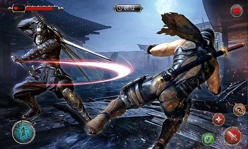 Code Triche super-hu00e9ros ninja kung fu: jeux mini ninjas APK MOD screenshots 4