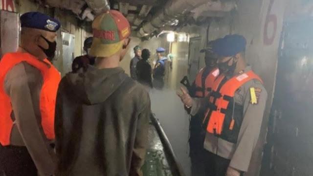 Dua Kapal China Dikejar, Ditemukan 22 Pekerja WNI, Satu Tewas di Freezer.