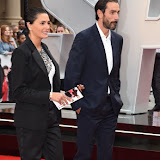 ENTSIMAGES.COM - Jessica Lemarie-Pires and Robert Pires at the Spy - UK film premiere Odeon Leicester Square London 27th May 2015 Photo Mobis Photos/OIC 0203 174 1069