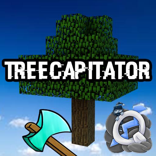 Tree Capitator 2 Mod MCPE 2.0 apkpoly screenshots 3