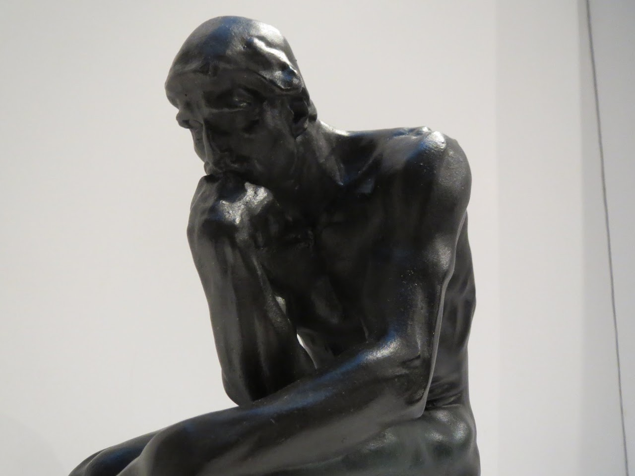 Rodin: The Thinker Statue by MMA
