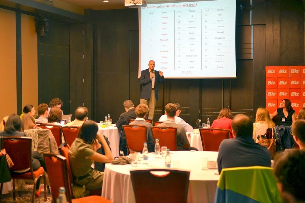 Tech Intelligence Conference, Hotel Howard Johnson 425