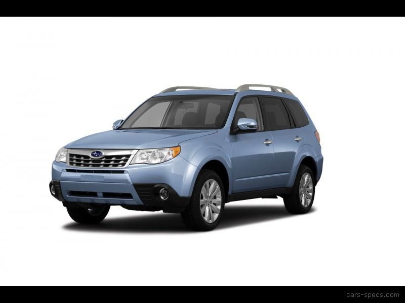 2009 subaru forester suv specifications pictures prices. Black Bedroom Furniture Sets. Home Design Ideas
