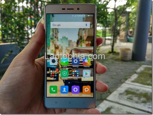 Unboxing Xiaomi Redmi 3S