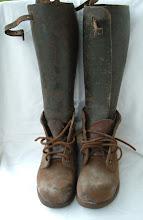 Photo: Sare sa cipelama Bőr lábszár cipővel