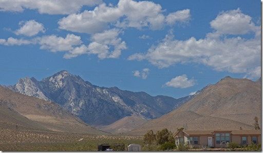 Southern Sierra Nevada Mountains