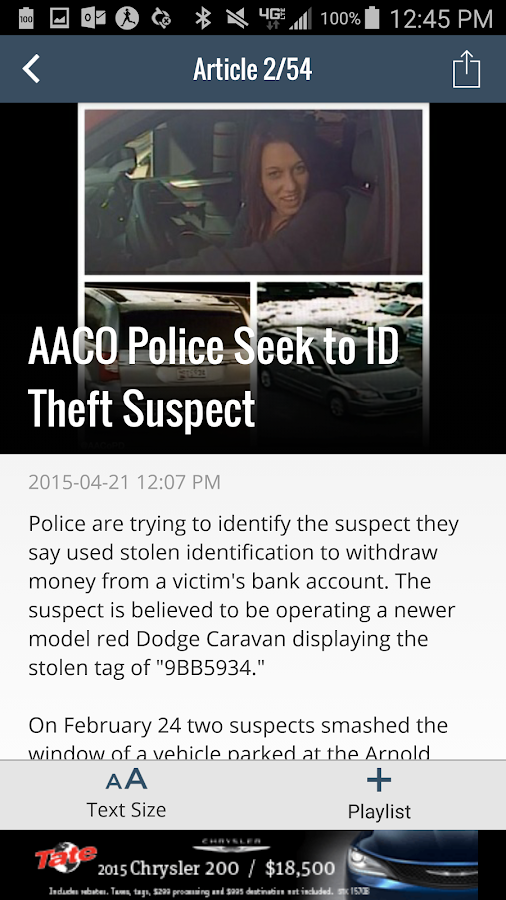 Action 4 News & ValleyCentral - screenshot