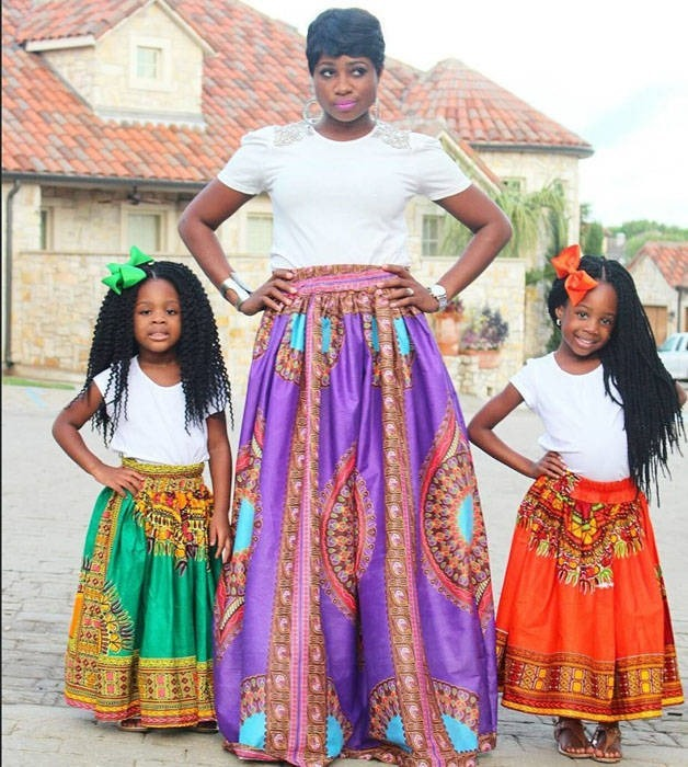 Ankara fashion for kids (2)