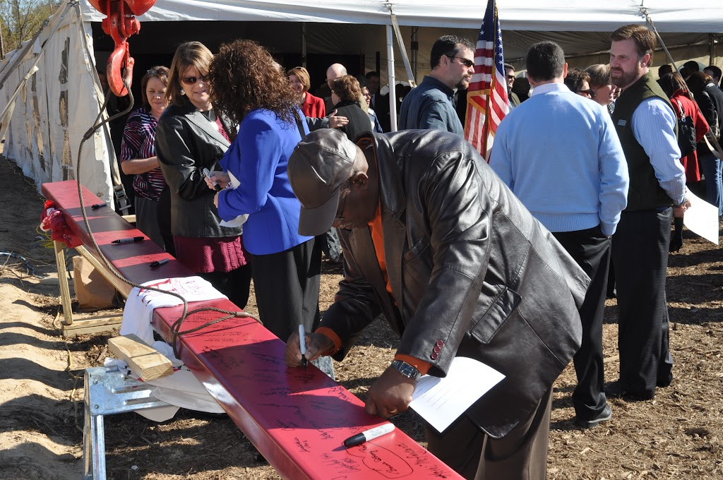 UACCH-Texarkana Creation Ceremony & Steel Signing - DSC_0128.JPG