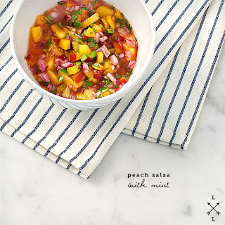 Peach Salsa With Mint Recipes