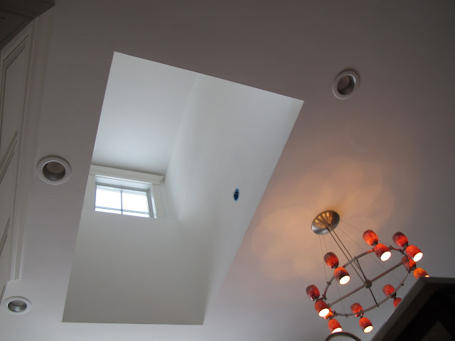 Mount Light At 45 Degree Angle In Skylight