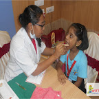 Dental Checkup for Grade 1 at Witty World, Chikoowadi (2017-18)
