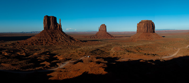 Great American Road Trip, cz.14 -- Monument Valley..