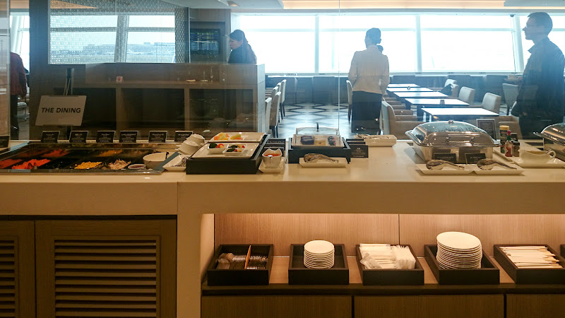 JL%252520F%252520HND LHR 49 - REVIEW - JAL First Class Lounge, Tokyo Haneda Airport