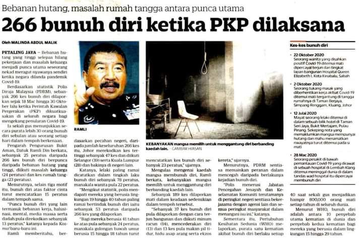 Kalau KWSP tak lulus RM10,000, aku b*nuh diri - Netizen