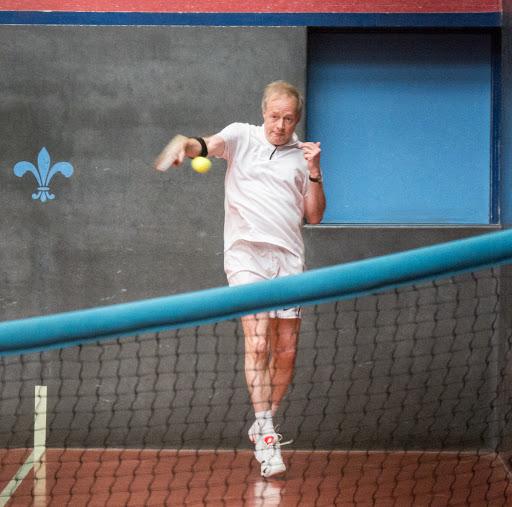 Hugh Markus (60+)