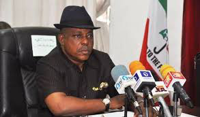 BREAKING: Akinwomi got Secondus permission to preside over PDP NEC