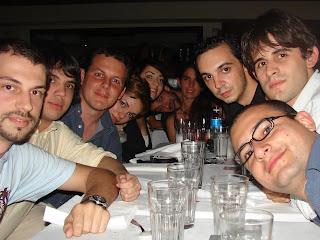 La Colonia Colombiana y amigos en Ink Buenos Aires
