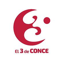 Logo El 3 de Conce