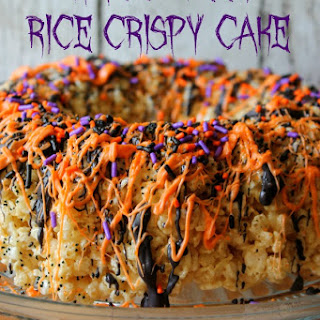 Halloween Rice Crispies Recipes