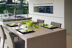 Polished Divinity Beige kitchen worktops