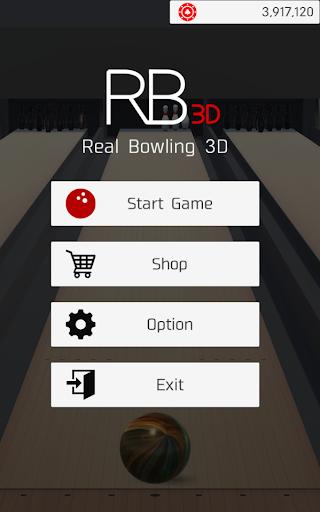 Real Bowling 3D -Physics Engine Bowling Game- apktram screenshots 14