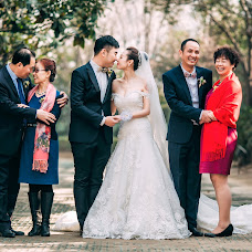 Wedding photographer YoNG YANG (YoNGYANG). Photo of 16.04.2017