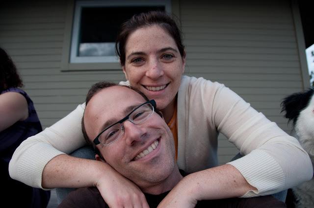 Dina and Dave