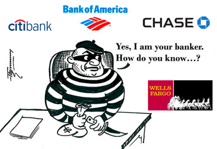 Big Banks = Big Crooks