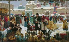 Новогодняя ярмарка с 21 по 29 декабря на Сретенской площади – с 10.00 до 18.00 0