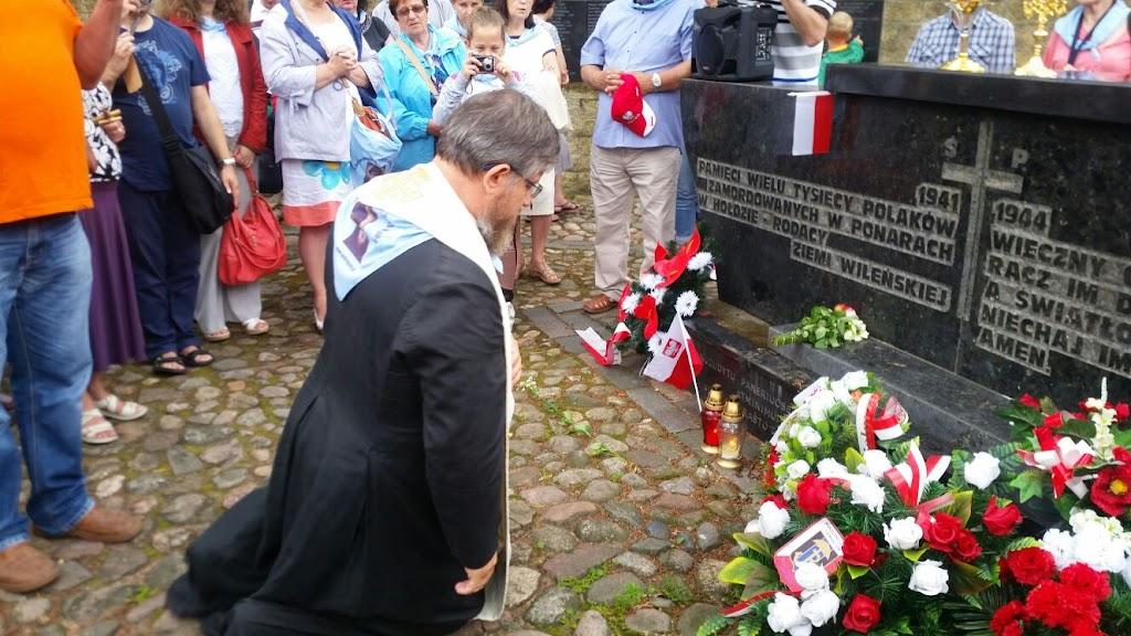 Ponary na Litwie i Troki, 4 lipca 2016 - IMG-20160703-WA0013.jpg